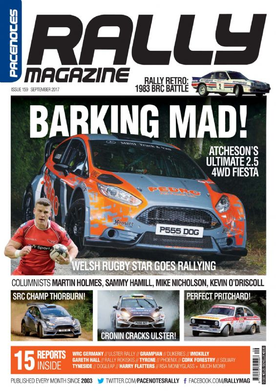 Issue 159 - Sept 2017